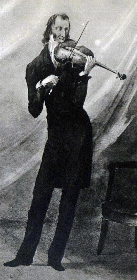 PaganiniPortrait